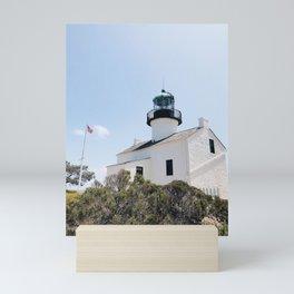 Old Point Loma Lighthouse - I Mini Art Print