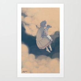 Dream of Tomorrow Art Print