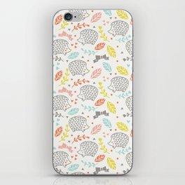 Hedgehogs iPhone Skin