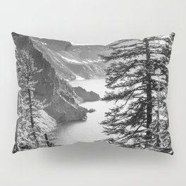 Forest Lake Retreat - Crater Lake Pillow Sham