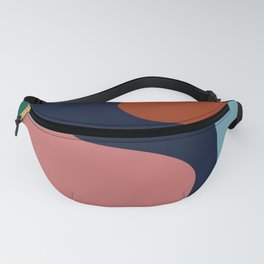 Abstract Nature Playground Fanny Pack