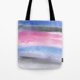 Night Sky Colours Tote Bag