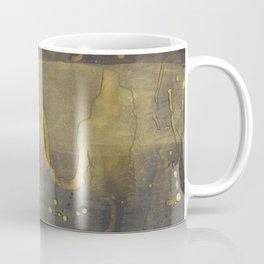 Black and Gold Landscape Coffee Mug