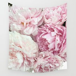 A bunch of peonies Wall Tapestry