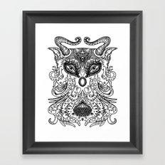 Demiurge Framed Art Print
