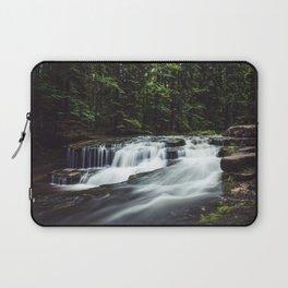 Szklarka creek - Landscape and Nature Photography Laptop Sleeve