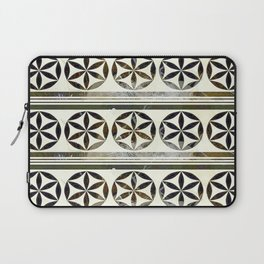 Moroccan Motifs Laptop Sleeve