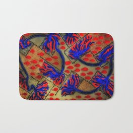 Raging Tempest 2 Bath Mat