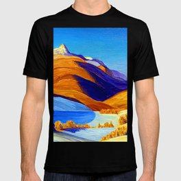 Rockwell Kent Vermont Study T-shirt