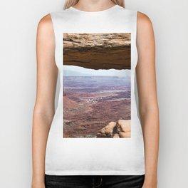 Canyonlands Arch Biker Tank