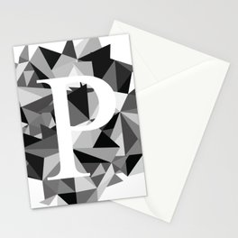 P for Stationery Cards