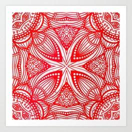 Martenitsa Art Print
