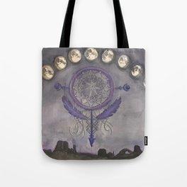Dream Chasing Tote Bag