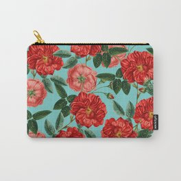FLORAL PATTERN-05 Carry-All Pouch