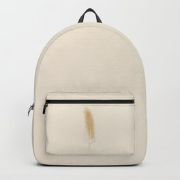 Scanography Series: Feather Backpack