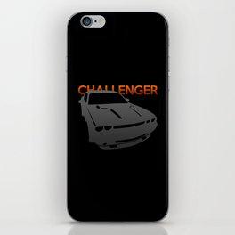 Dodge Challenger iPhone Skin