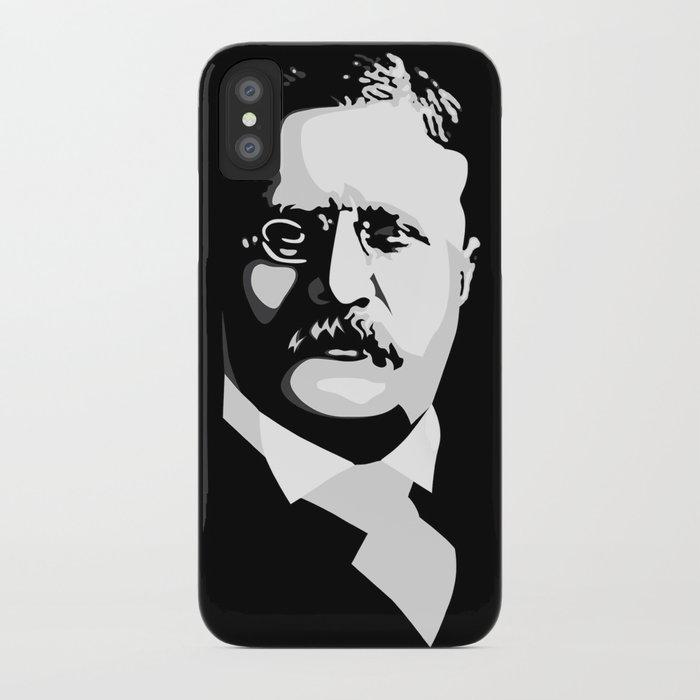 Teddy Roosevelt iPhone Case