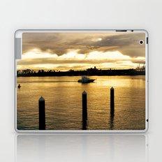 Settling in the Bay Laptop & iPad Skin