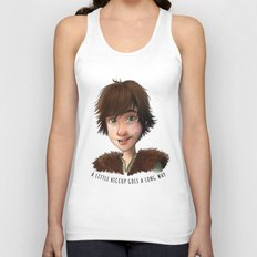 A little Hiccup goes a long way Unisex Tank Top