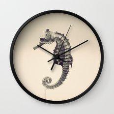 Water Pony Wall Clock