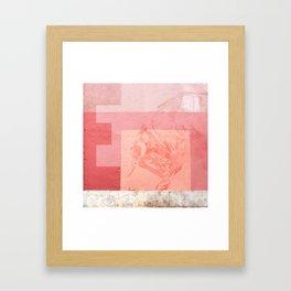 España Framed Art Print