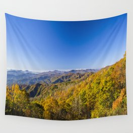The perfect space  Wall Tapestry