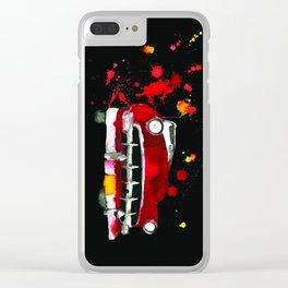 Je me souviens Clear iPhone Case