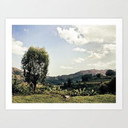 """The Shire"" Art Print"
