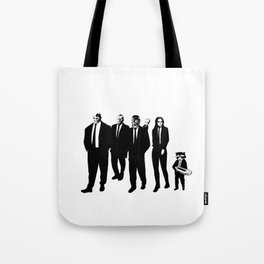 Guardians of the Reservoir Tote Bag