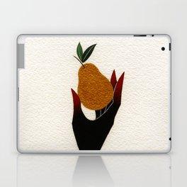 The Future is Golden Laptop & iPad Skin