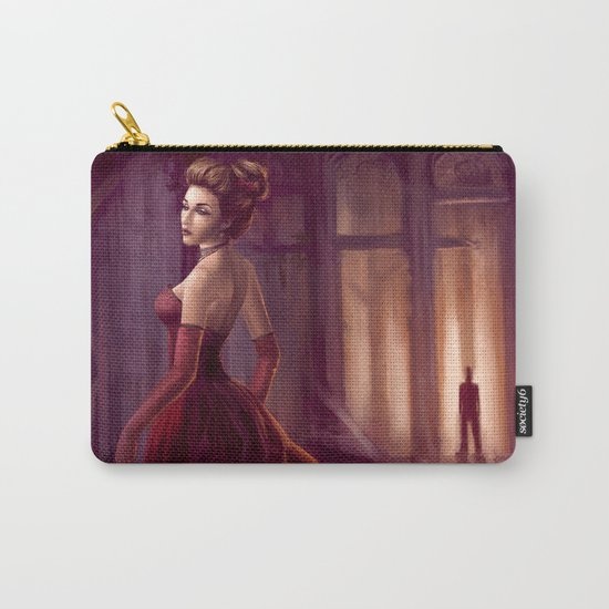 Don't Look Back - fantasy art Carry-All Pouch
