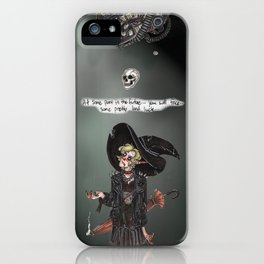The Suffering Game iPhone Case