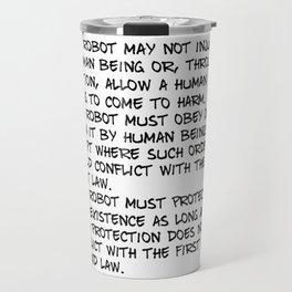 Three Laws Travel Mug