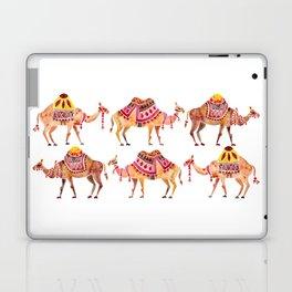 Camel Train Laptop & iPad Skin