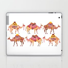 Camel Train Laptop & iPad Skin