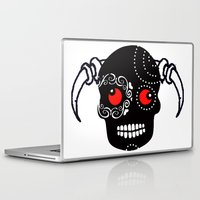 swag Laptop & iPad Skins featuring Skull [SWAG] by SWAG!
