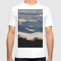 Nature Mens Fitted Tee White MEDIUM