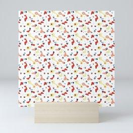 Polyhedral Dice- Pop Modern Mini Art Print