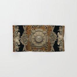 Baroque Panel Hand & Bath Towel