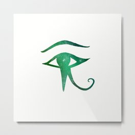 from the Source ~ Eye of Horus Little Galaxy II Metal Print