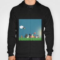What's going on the farm? Kids collection Hoody