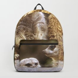 Act Natural Meerkats Backpack