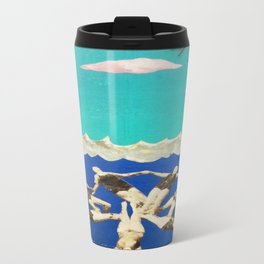 Such Great Heights Travel Mug