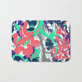 Lungs Bath Mat