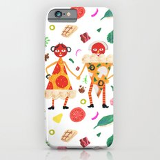 Pizza Folk iPhone 6s Slim Case