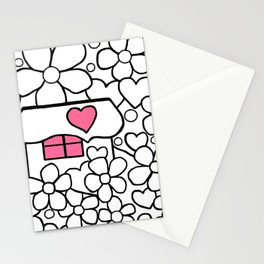 THE RESULT OF DETERMINATION Stationery Cards
