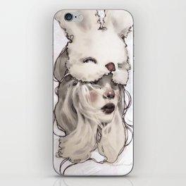 Bunny Ears iPhone Skin