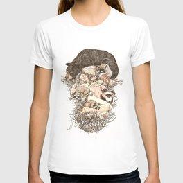 Fur Coat T-shirt