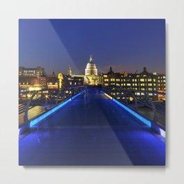 London City Skyline  Metal Print