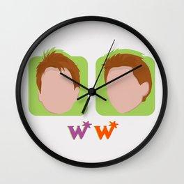 Weasley Wall Clock